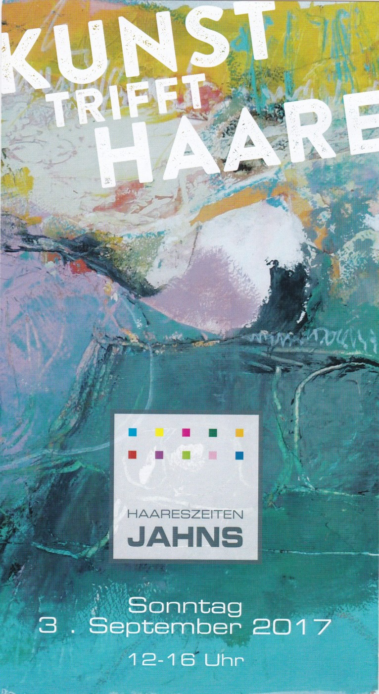 Kunst trifft Haare 2017