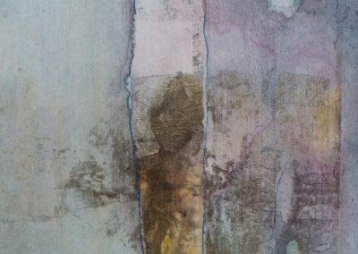"""Aquarell 5 """"dazwischen"""" (2012) 24x20 (Preis auf Anfrage)"""