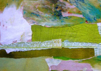 Kleine Collagen 3 (2017) 10,5 x 14,5 cm