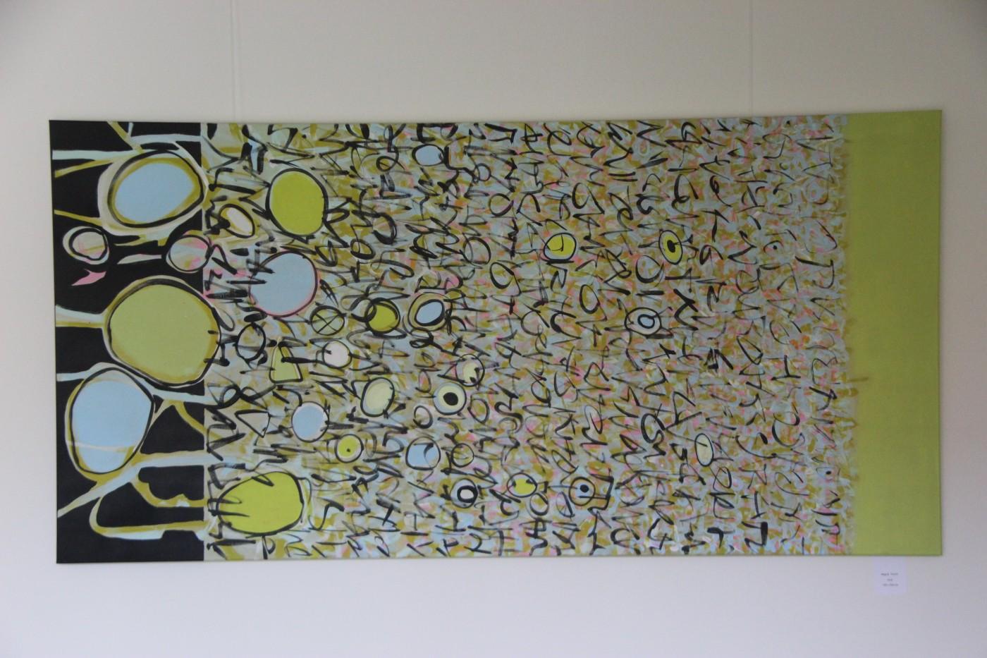 Großformat 100 x 200 cm