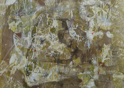Mischtechnik/Acryl 11 (2013) 50x50  (Preis auf Anfrage)