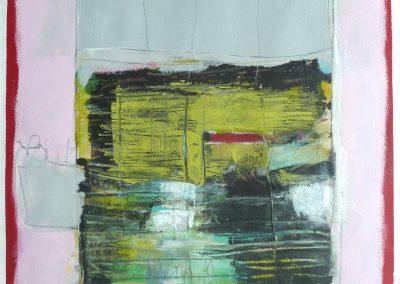 Mischtechnik/Acryl 6 (2014) 50x70 (Preis auf Anfrage)