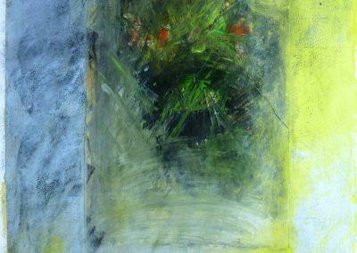 Mischtechnik/Acryl 16 (2014) 50x70  (Preis auf Anfrage)