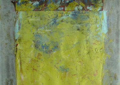 Mischtechnik/Acryl 17 (2014) 50x70  (Preis auf Anfrage)