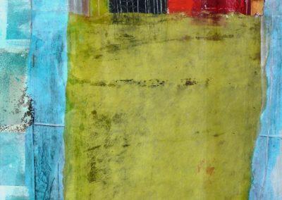 Mischtechnik/Acryl 18 (2014) 50x70  (Preis auf Anfrage)