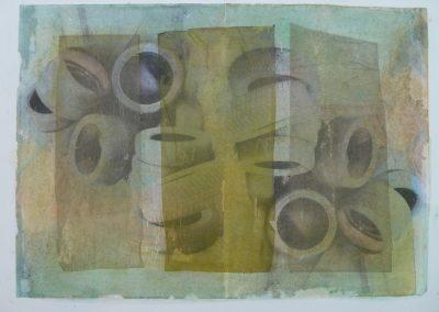 Lana 1 (2014) 50 x 70