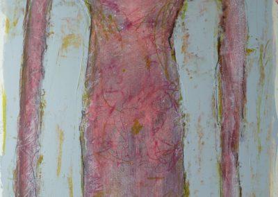 """Lana 9 """"Kleid"""" (2012) 50x70 (Preis auf Anfrage)"""