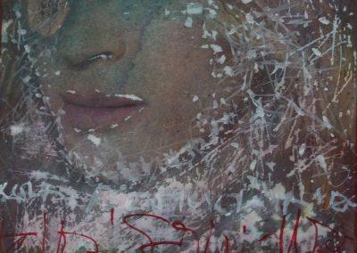 Lana 10 (2015) 50x70 (Preis auf Anfrage)