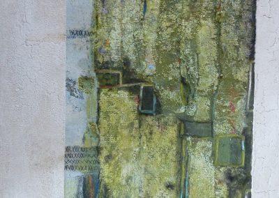 Mischtechnik 1 - 40 x 40 cm