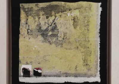 Collage 3 - 20 x 20 cm