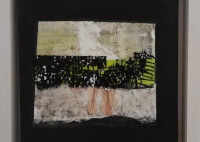 Collage 2 - 20 x 20 cm